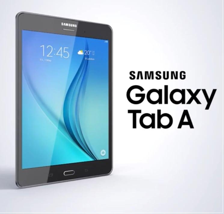 Samsung Galaxy Tab A svelati in Russia: quando vecchio e nuovo si mescolano (foto)