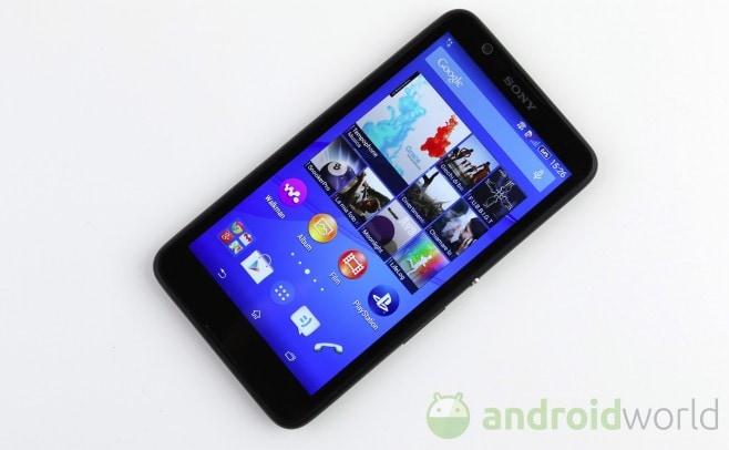 Sony Xperia E4 Dual 3