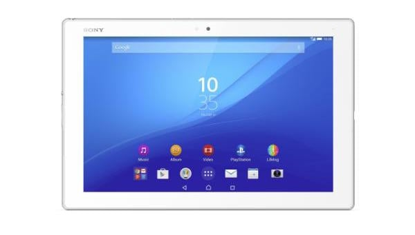 Sony Xperia Z4 Tablet official render - 3