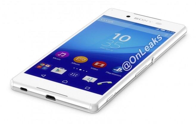 Sony Xperia Z4 full render leaked - 1