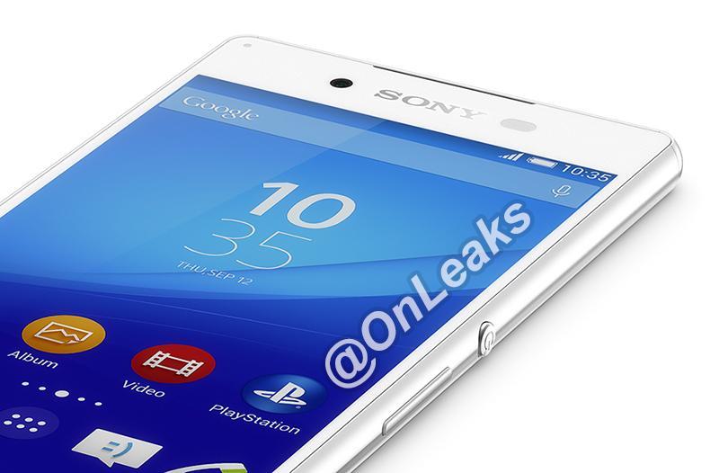 Sony Xperia Z4 nel primo possibile render reale: davvero senza microSD?
