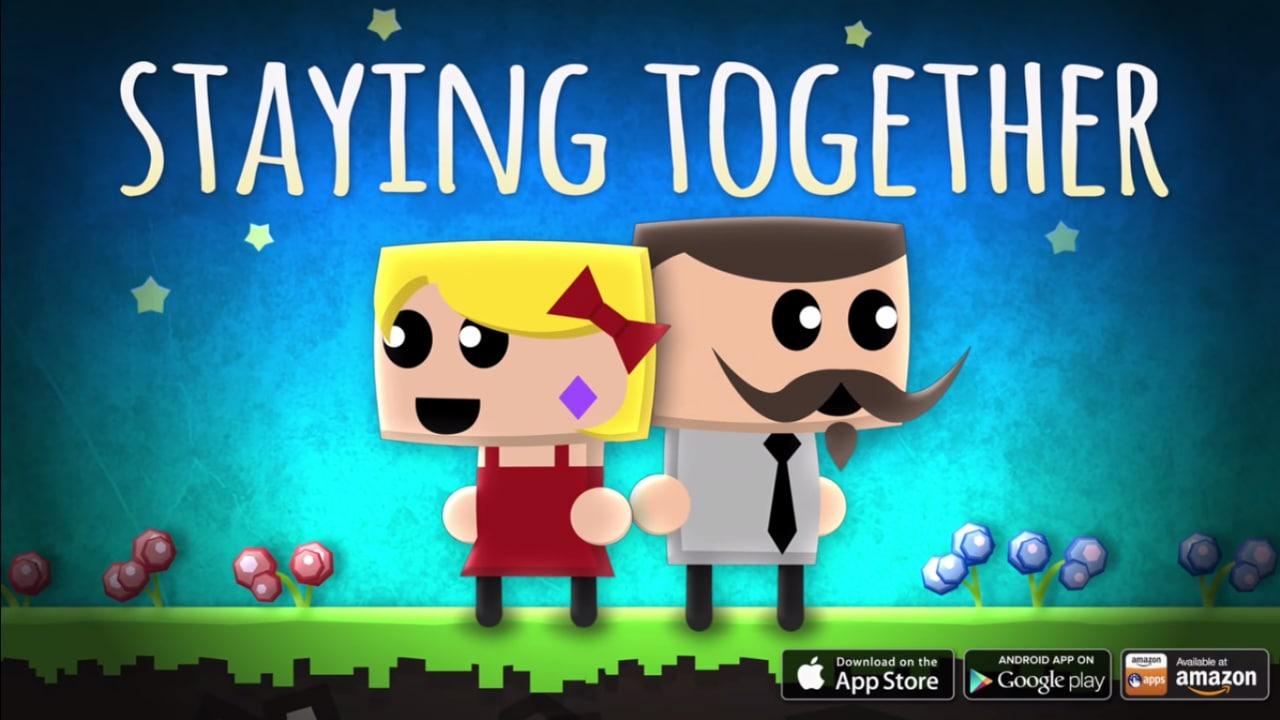 Fate l'amore, non fate la guerra con Staying Together (recensione)