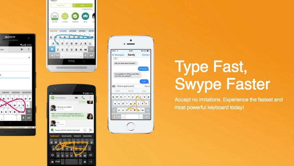 Swype logo sito