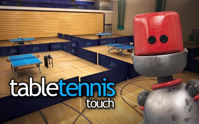 Table Tennis Touch Android - 2