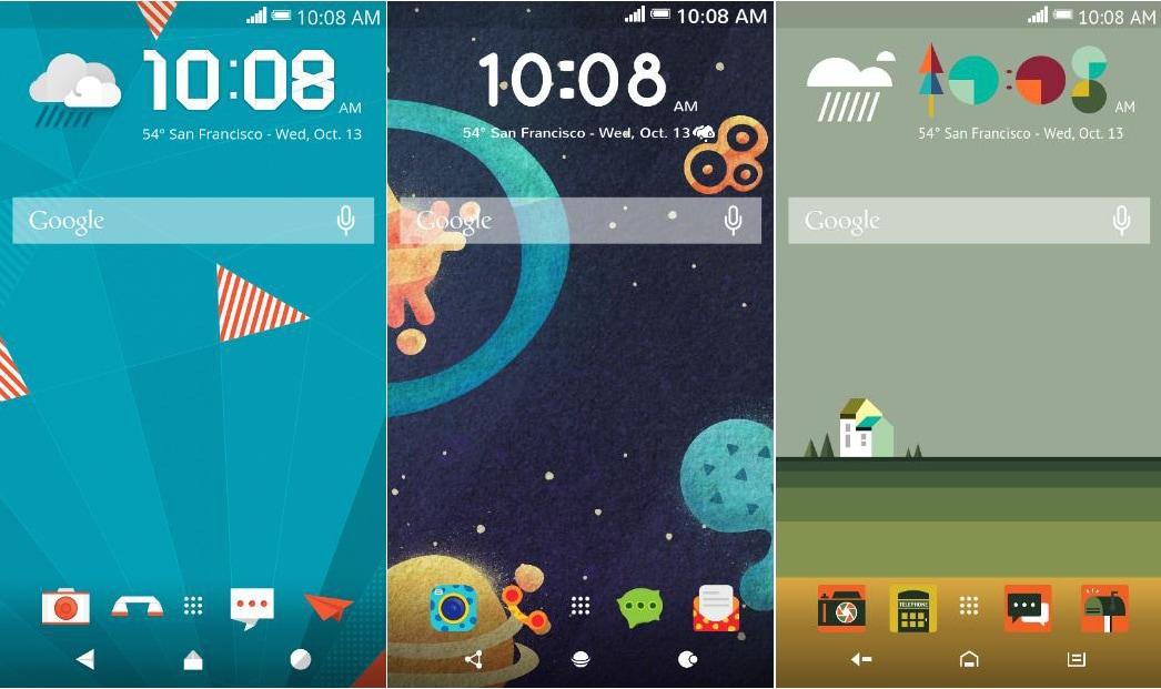 Temi HTC One M9