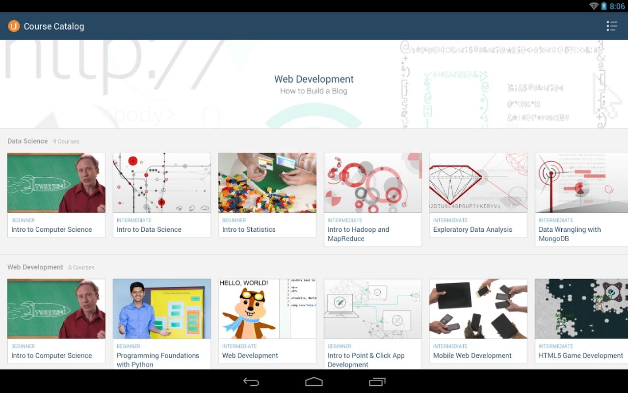 La programmazione si impara direttamente dallo smartphone: Udacity (foto)