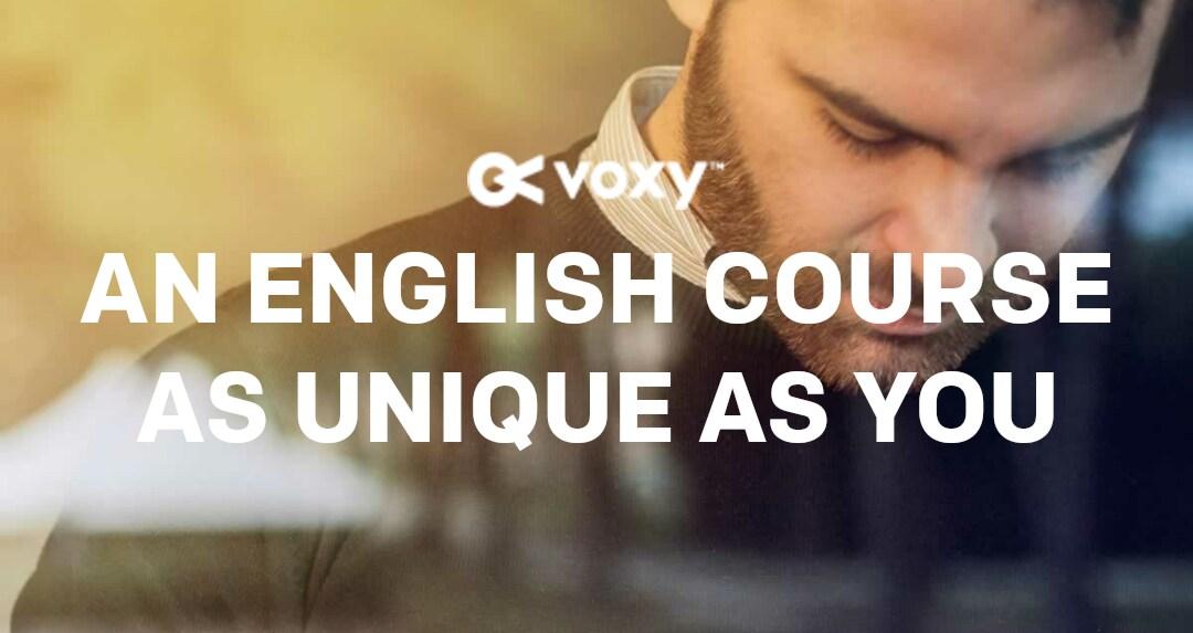 Imparare l'inglese con lo smartphone: Voxy (foto e video)