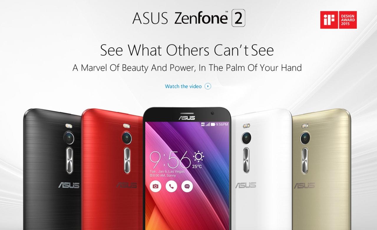 Con il pre-ordine di ZenFone 2 in regalo la View Flip Cover Deluxe del valore di 40€
