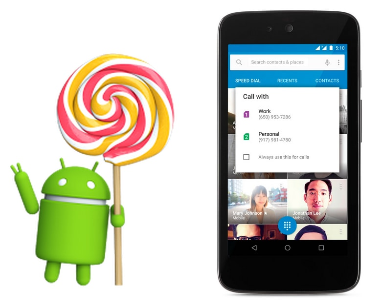 android 5.1 ufficiale