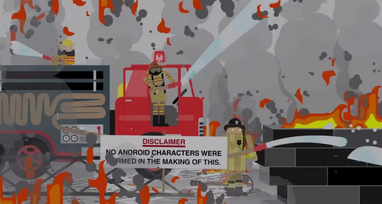 google pubblicità android youtube