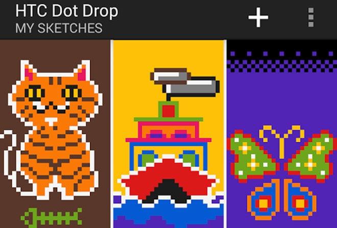 Create un tema per la custodia Dot View grazie ad HTC Dot Design