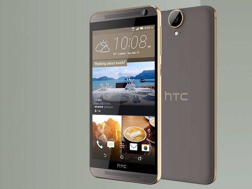 """HTC One E9+ ufficiale: 5,5"""" QHD e un corpo di plastica (foto)"""