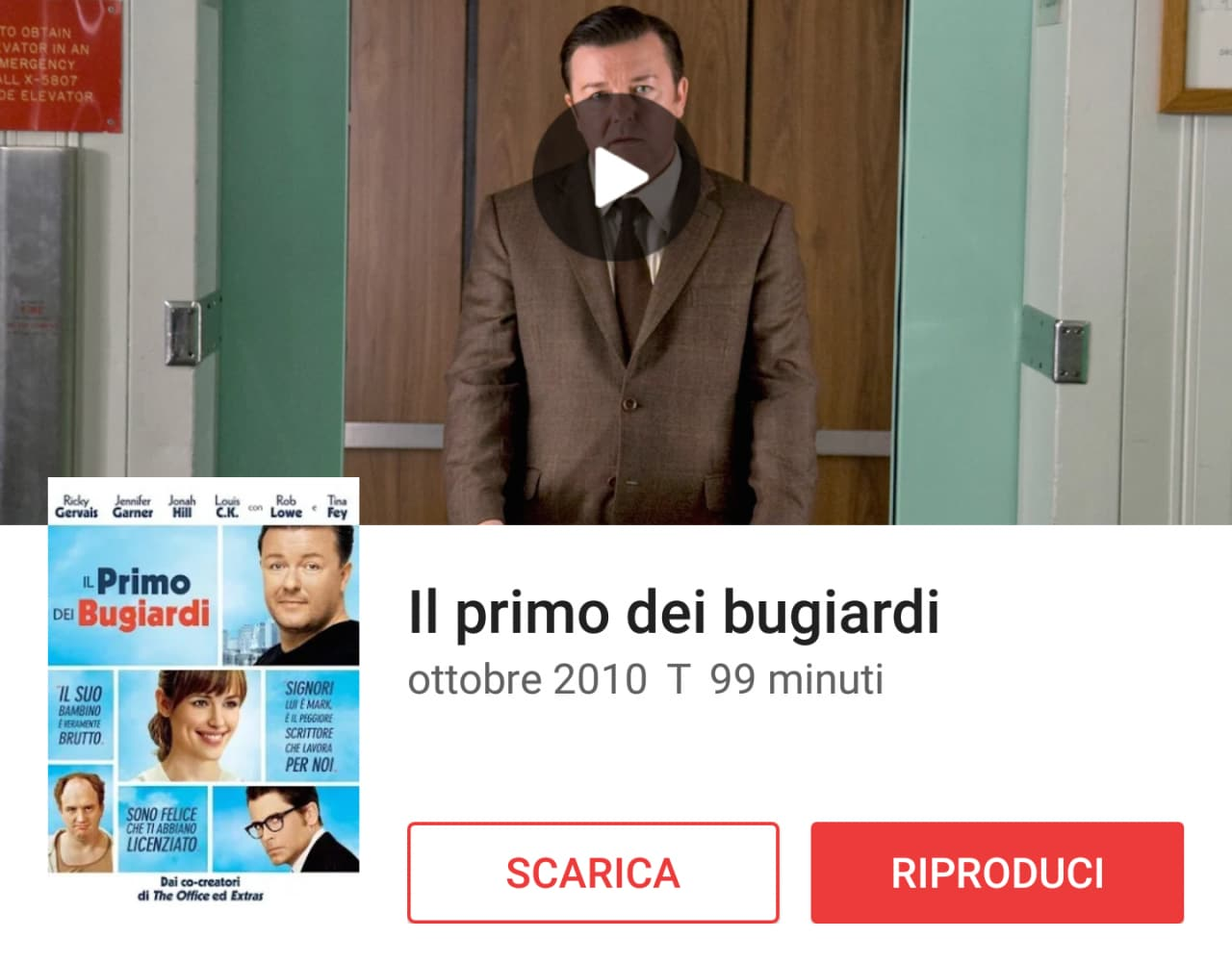 """Il primo dei bugiardi"" gratis su Google Play Film"