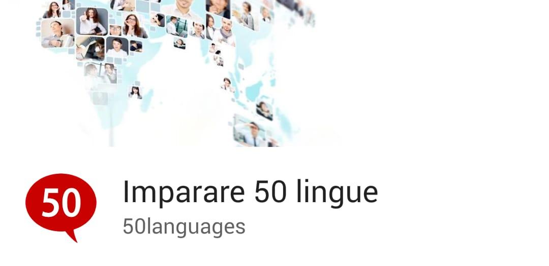 imparare 50 lingue head
