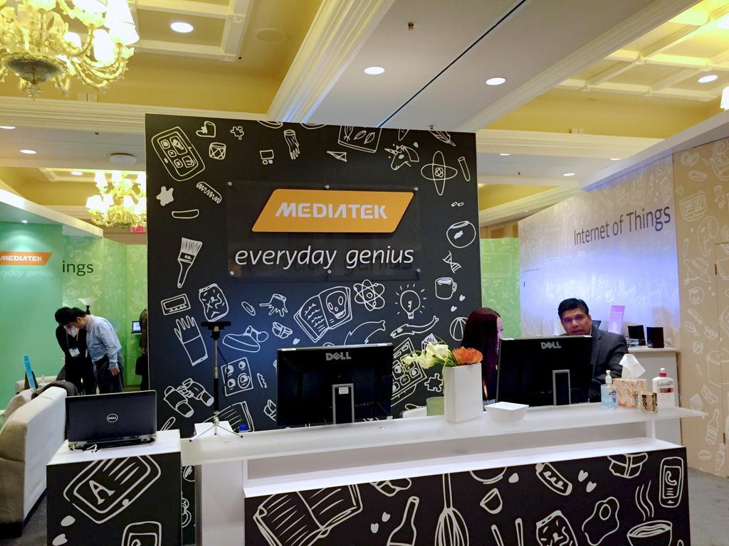 MediaTek presenta Cloud Sandbox, una piattaforma di sviluppo per wearable e IoT