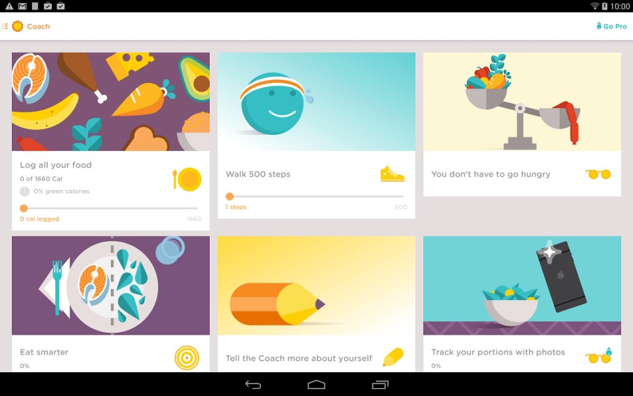 L'app che vi assiste nel perdere peso: Noom (foto e video)