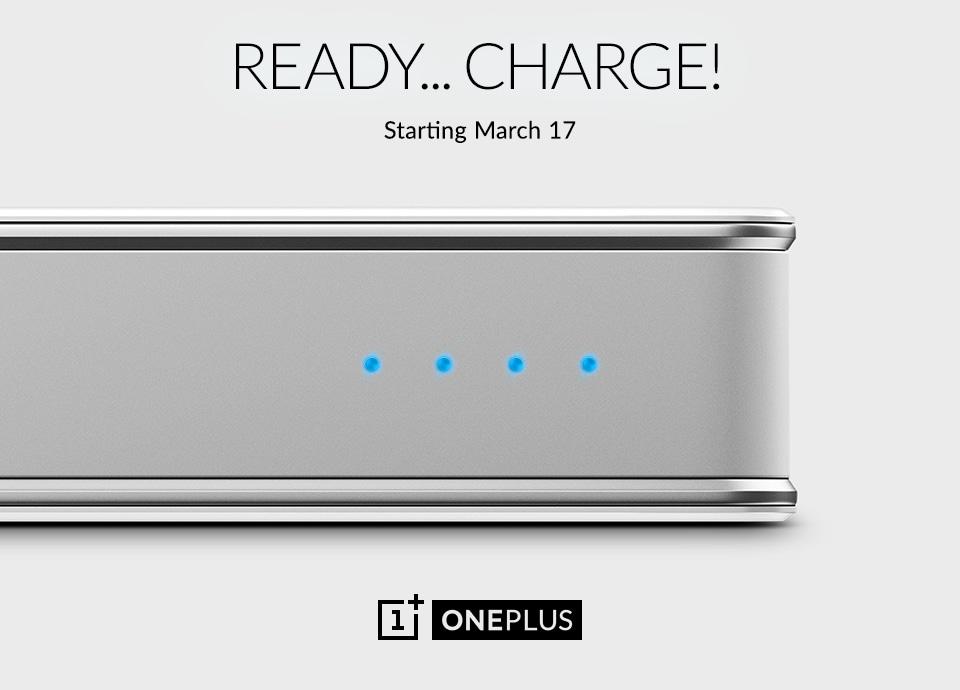 OnePlus Power Bank sarà disponibile dal 17 marzo