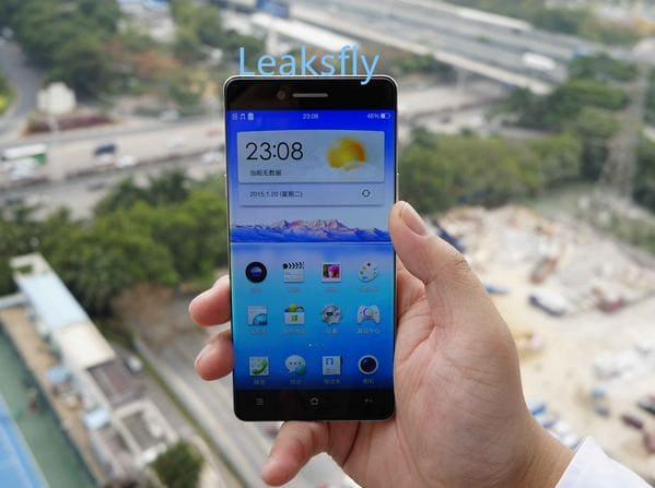 smartphone oppo senza cornici leaked – 1