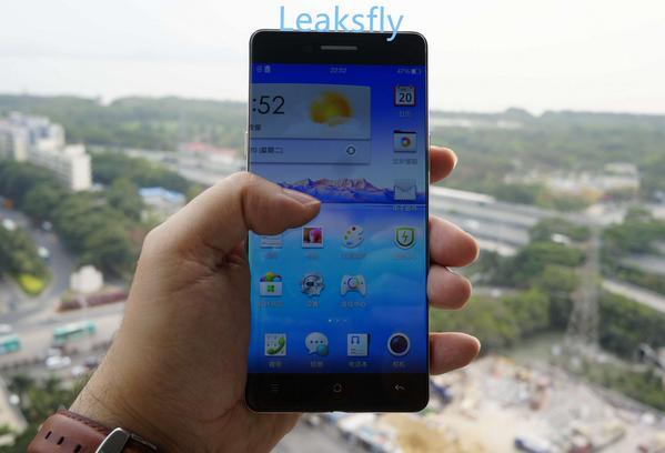 smartphone oppo senza cornici leaked - 2