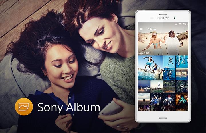 Sony aggiorna Album con il supporto a Google Cast e molto altro (foto e download apk)