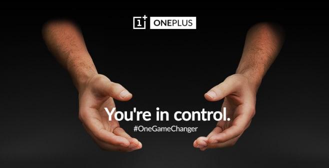 teaser controller oneplus