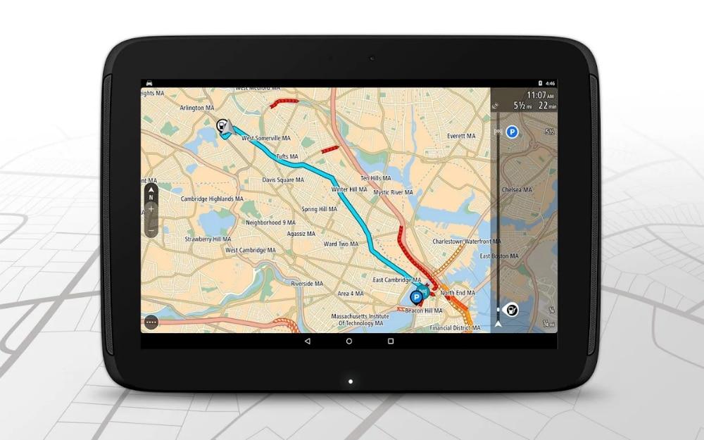 TomTom Go Mobile rinnova la sua esperienza di navigazione