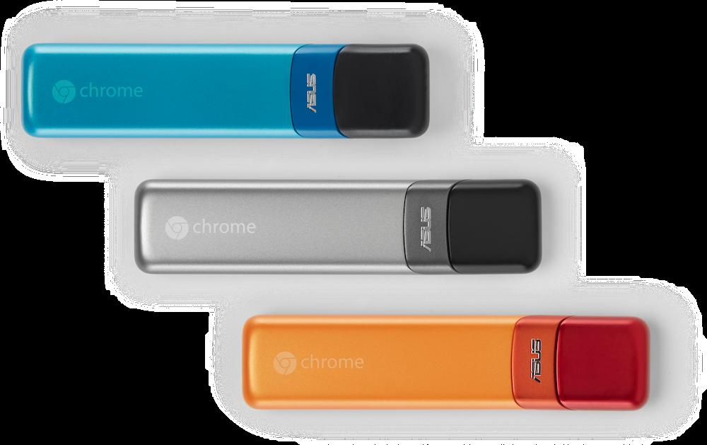 ASUS Chromebit: Chrome OS dentro una pennina, dalla prossima estate (foto)