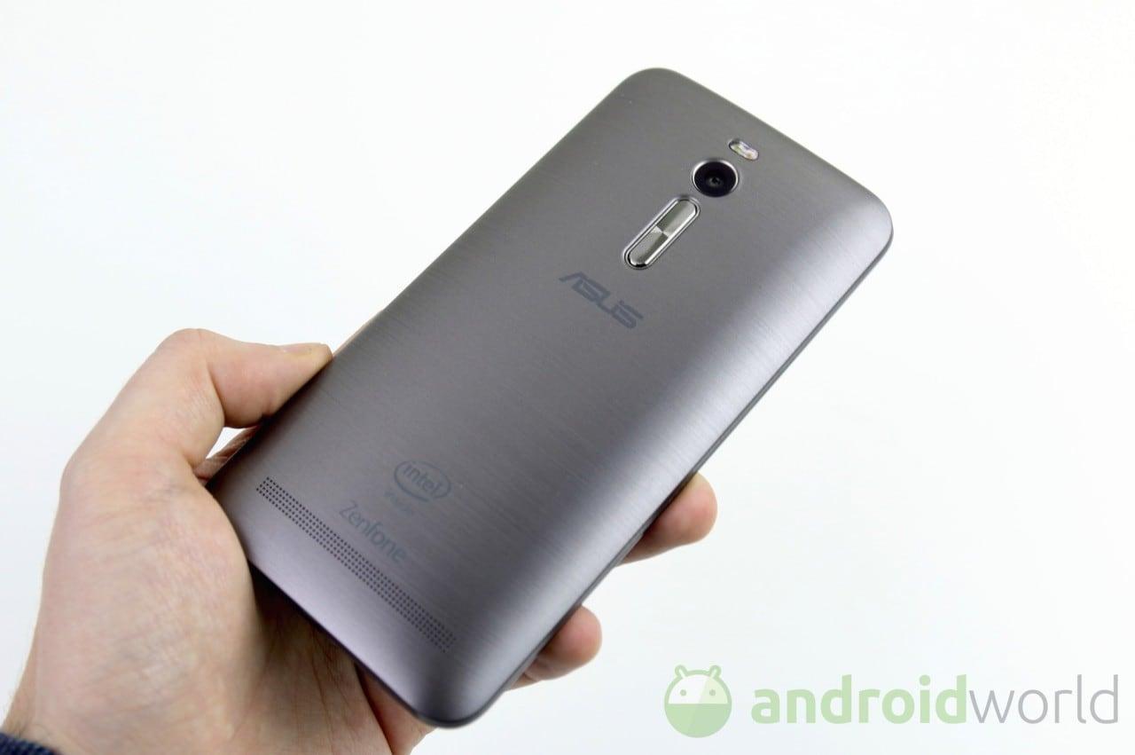 Nuovo update per ASUS ZenFone 2 (ZE551ML), ecco le novità!
