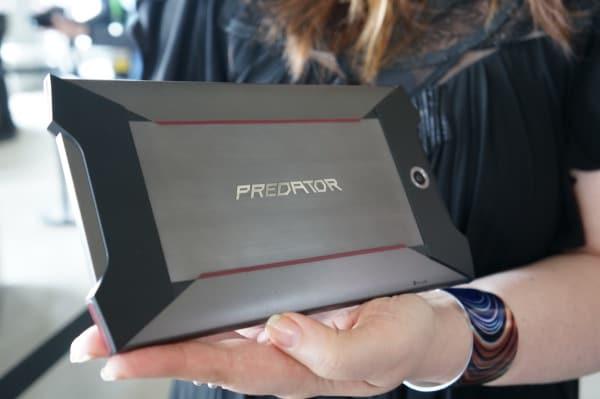 Acer sfiderà NVIDIA con un tablet Android per il gaming (foto)