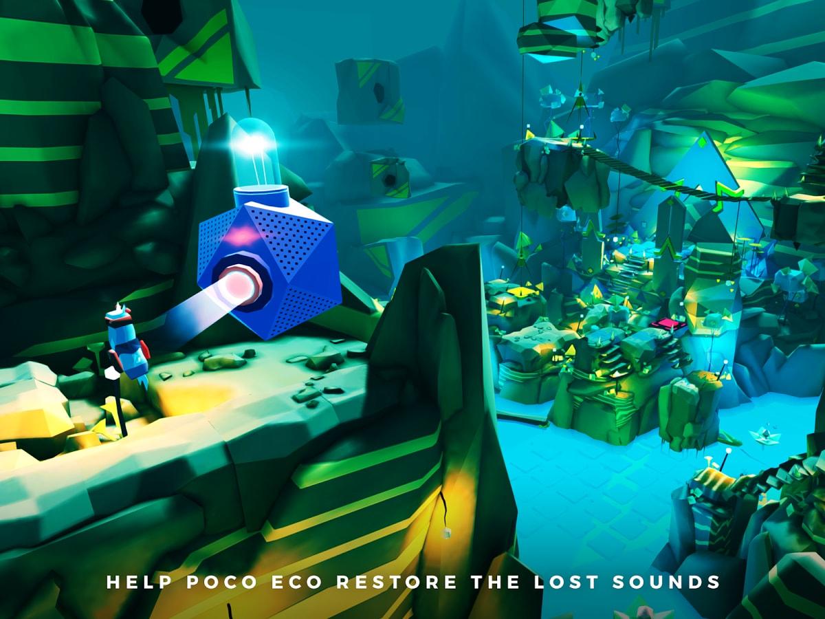 Adventures of Poco Eco – 1