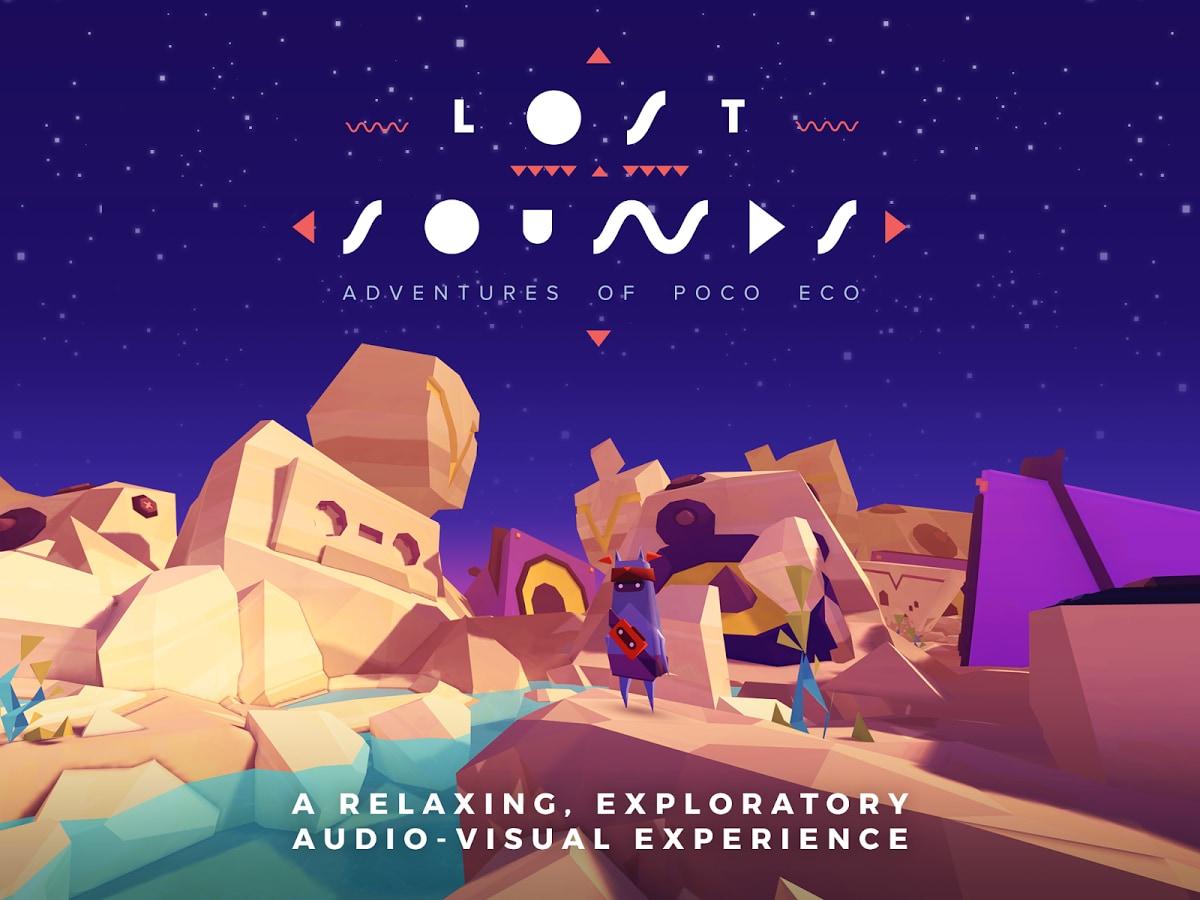 "Adventures of Poco Eco: il ""Monument Valley musicale"" arriva su Android!"