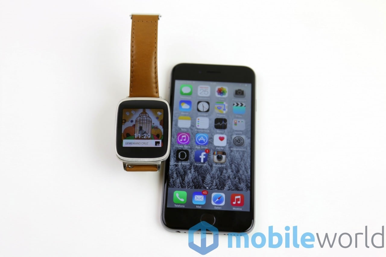 Android Wear supporterà anche iPhone a breve