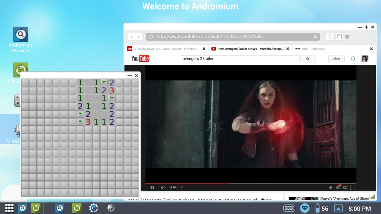 Andromium OS - 6