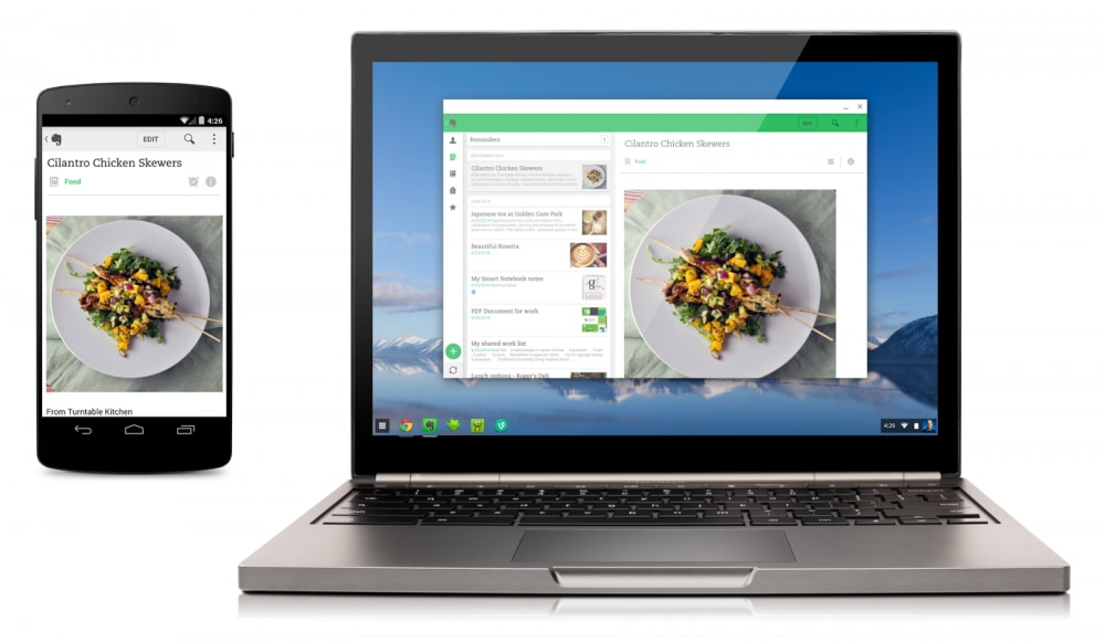Le app Android su Chrome OS ora possono accedere alla scheda SD (foto)