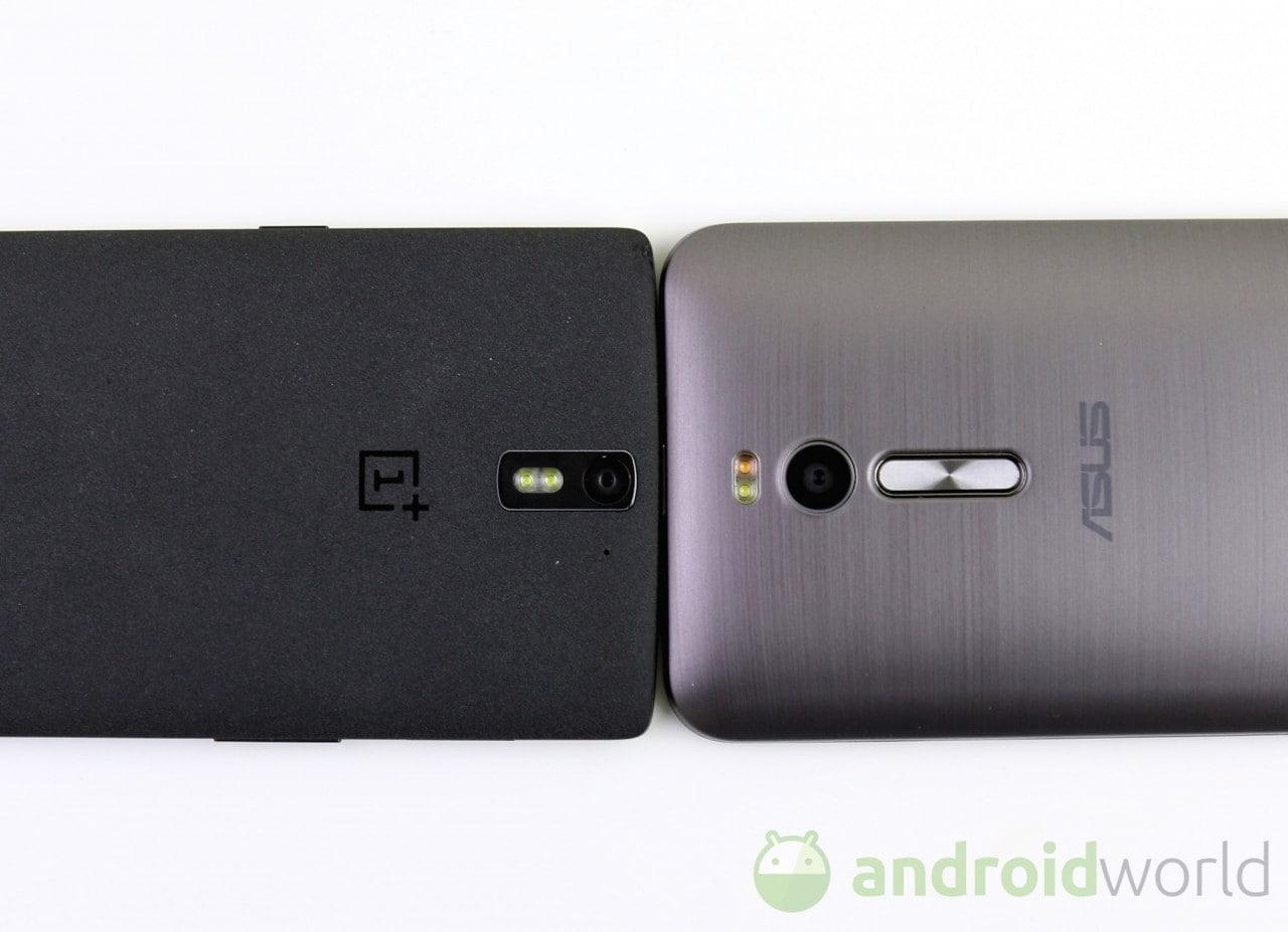 Confronto Zenfone 2 - OnePlus One  - 8
