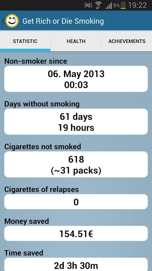 Get rich or die smoking – 1