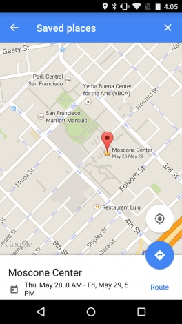 Google Maps 9.3 - 1