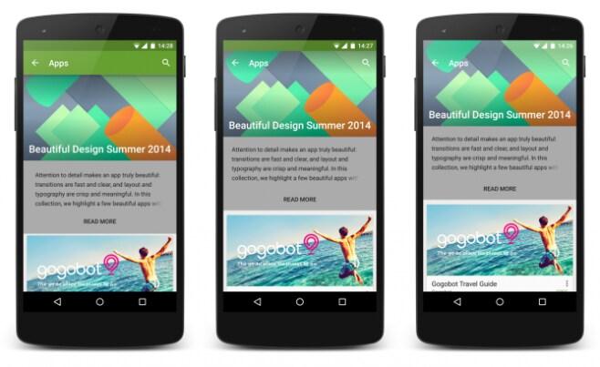 Google Play evoluzione