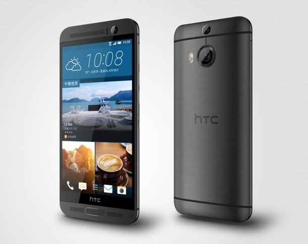 HTC One M9 Plus presentazione - 2