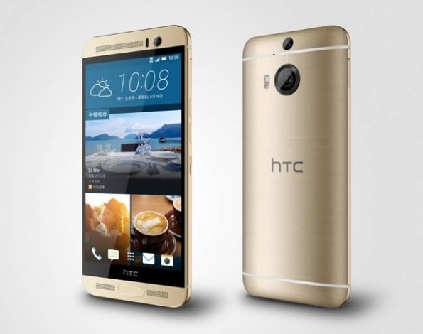 HTC One M9 Plus presentazione - 3