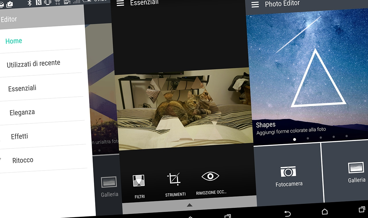 HTC Photo Editor