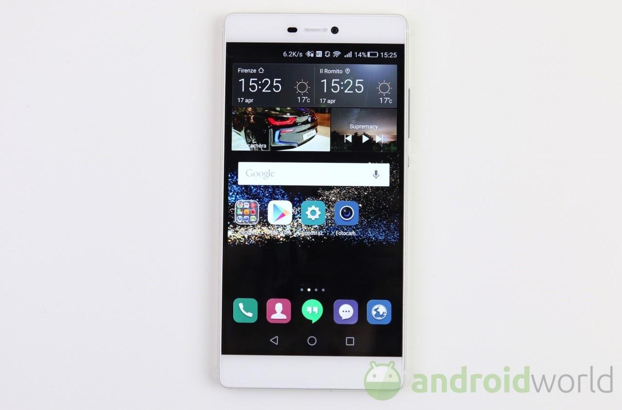 La beta di Marshmallow per Huawei P8 inizierà la prossima settimana