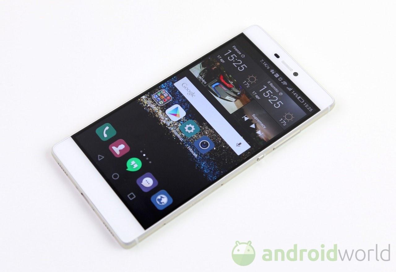 Huawei P8  - 3