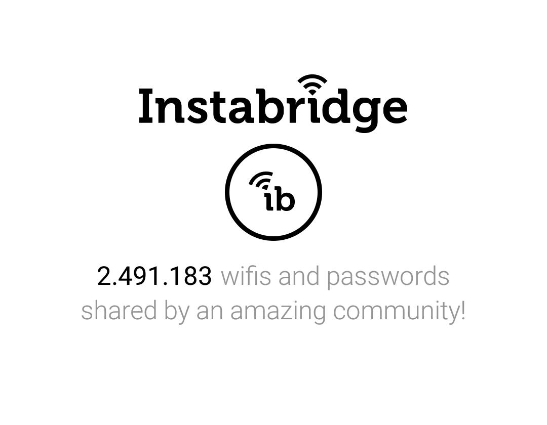 WiFi gratuite dovunque vi troviate: Instabridge (foto e video)