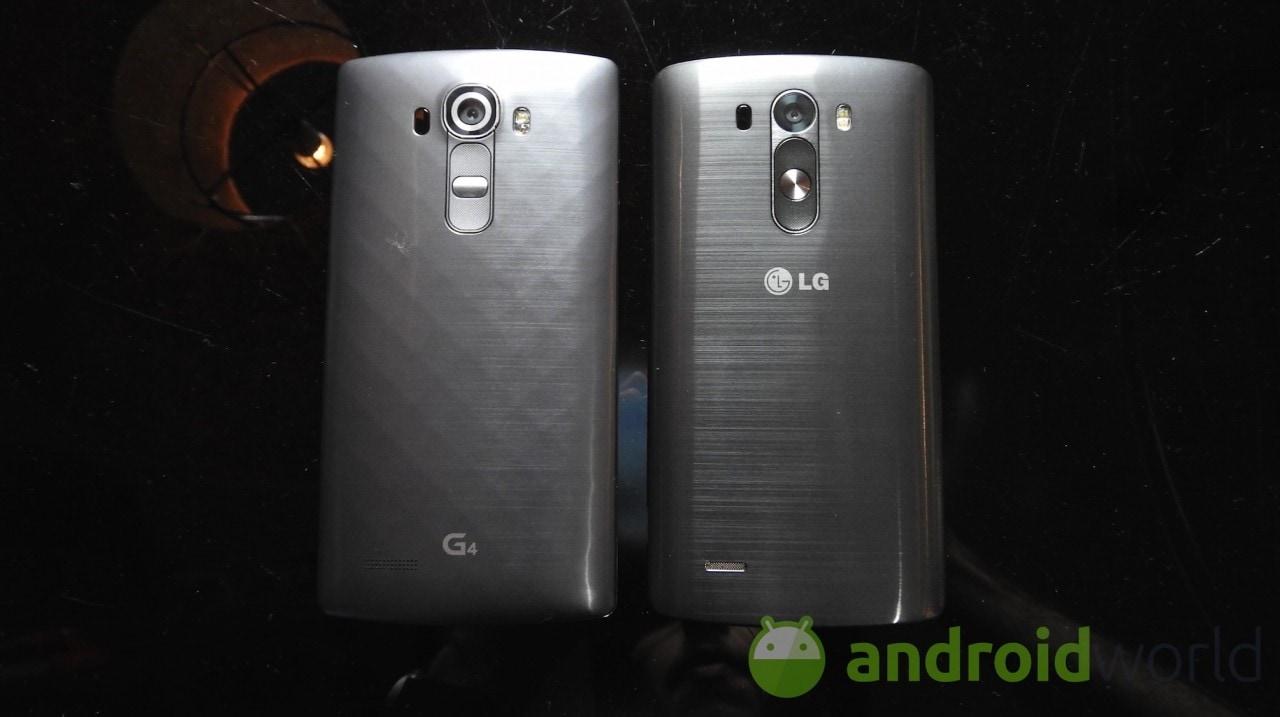Fotocamera LG G4 vs LG G3, la nostra prova (foto)