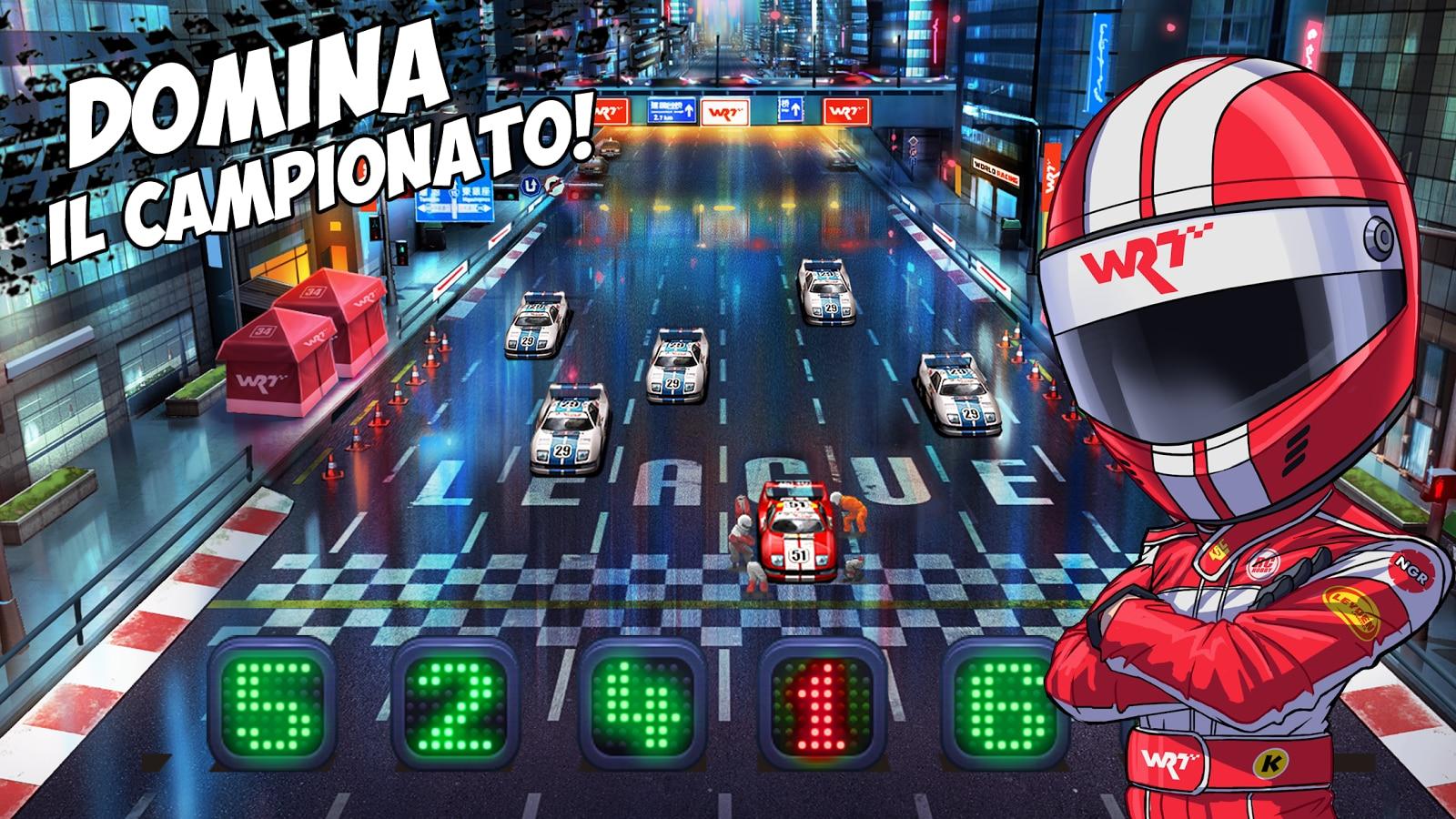 Mini Motor Racing WRT – 1