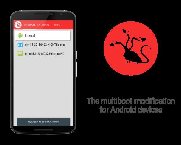 MultiROM Nexus 6
