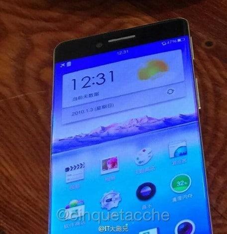 Oppo R7 leaked - 1