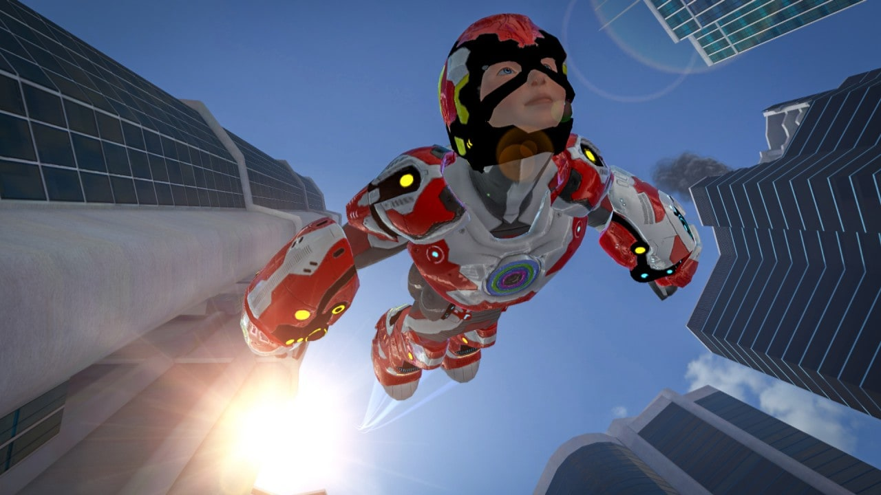Grafica spettacolare, supereroi personalizzati, niente in-app: arriva Playworld Superheroes! (foto e video)