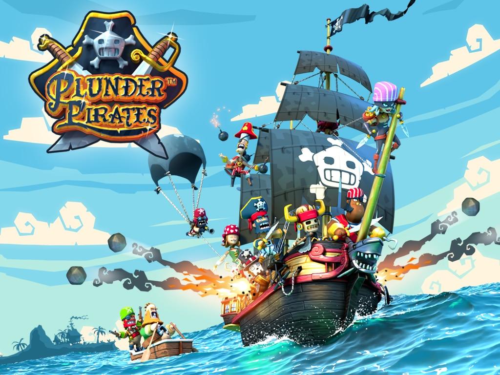Lo strategico Plunder Pirates di Rovio disponibile per Android (foto e video)